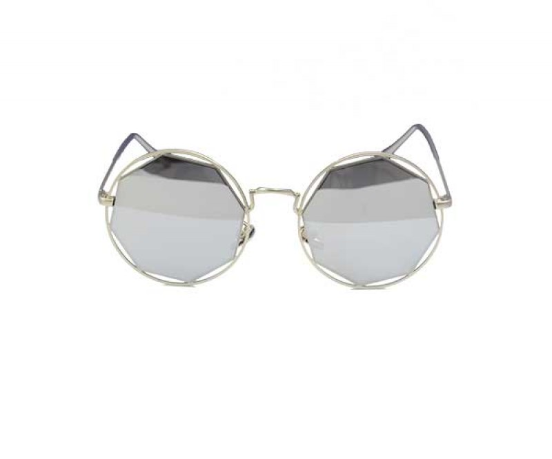 Stylish Rounded Sunglasses
