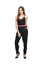 Designer Women's Jumpsuit in Black color By Shipgig