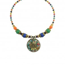 Multicolor Designer Pendant For Women