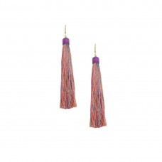 Designer Thread Dangler In Multicolor