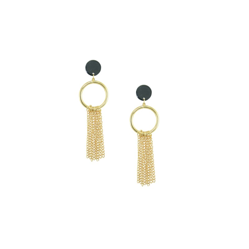 Gold Plated Designer Dangler