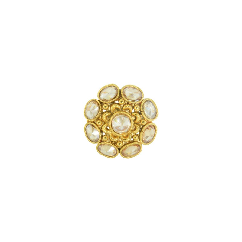 Designer Stone Studded Ring