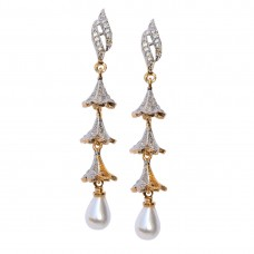 Long Statement Dangler Earring for Women
