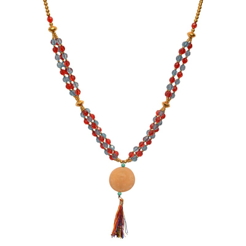 Beautiful Multicolor Necklace For Women and Girls