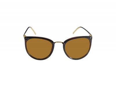 Stylish Oval Shaped Sunglasses