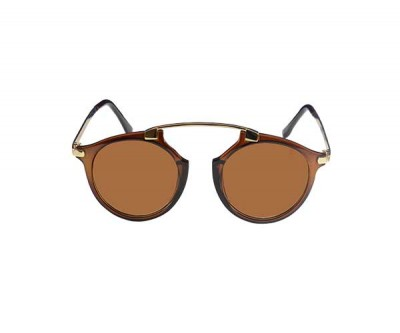 Conical Oval Sunglasses