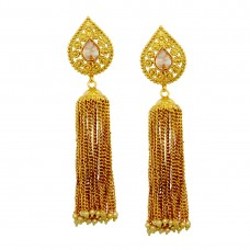 Stunning Gold Plated Earring For Women & Girls
