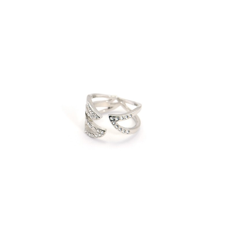Silver Plated Stunning Ring For Women