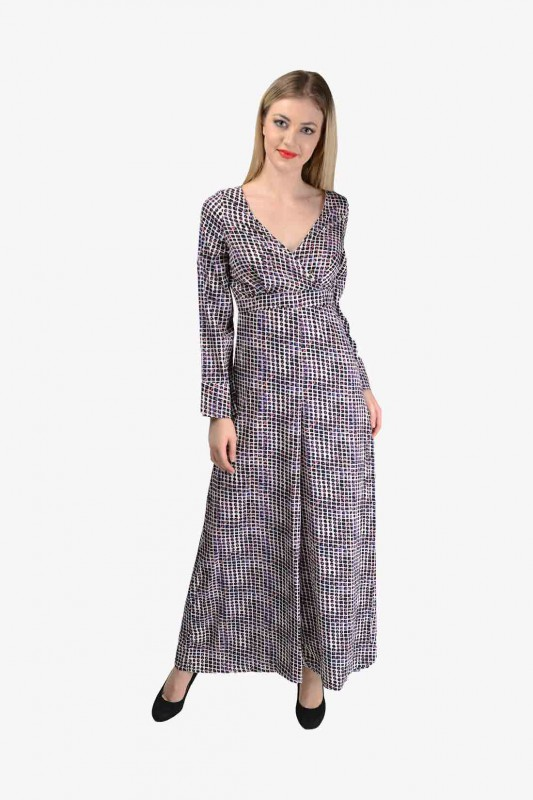 Designer Multi printed Jumpsuit For Women By Shipgig