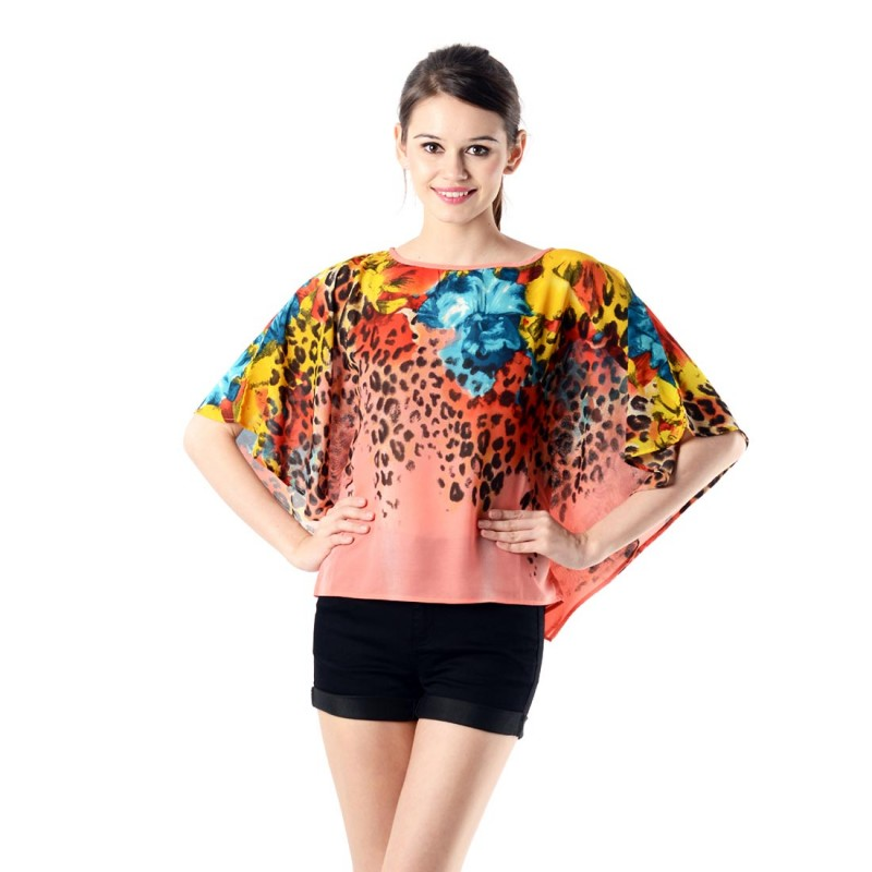 Floral Printed Top For Women By Shipgig