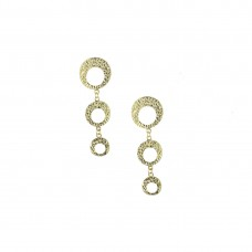 Gold Plated Designer Danglers